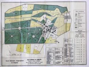 1910_Plan-general-du-domaine-de-Grignon