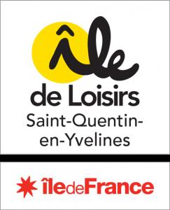 Logo Ile-base de loisirs St Quentin en Y
