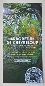 Les Journées de Chèvreloup 3 & 4 Juin 2017 _ Affiche