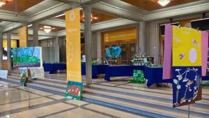 hall palais des congrès