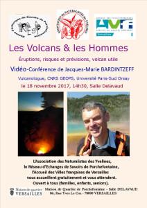 2017.11.18 _ Conférence ANY _ Les Volcans et les Hommes