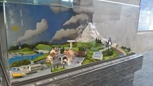 Carré de Réunion maquette